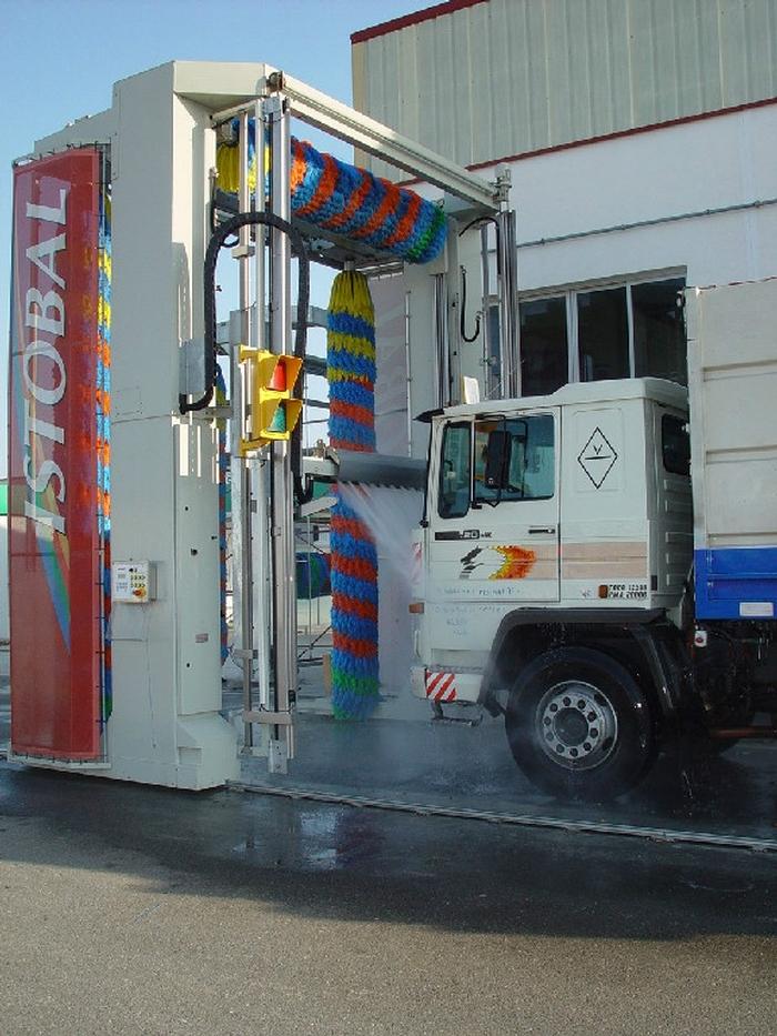 Istobal Heavywash Automatic Rollovers