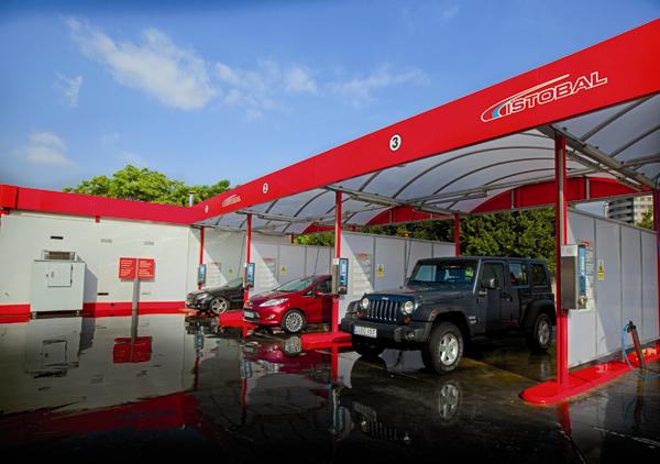 Car Wash Enclosures