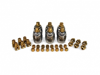 Hydra-Flex Sonny's OMNI I Side/Wheel Blaster Nozzle Retrofit Kit