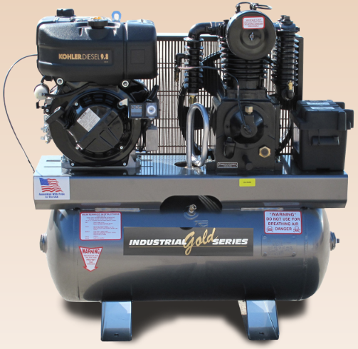 Diesel Engine Driven Compressors