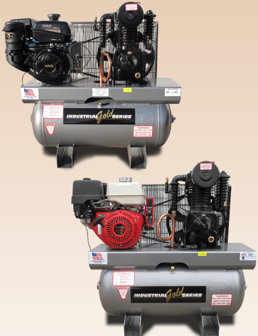 Gasoline Engine Driven Compressors