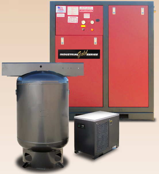 Enclosed CRD Compressors